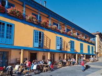 Mercado de El Fontán, Oviedo, Asturias.