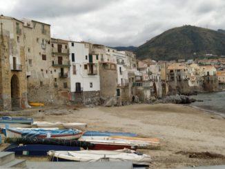 Cefalú, Sicilia, Italia