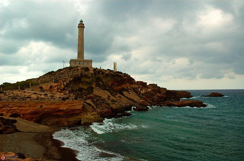 wilkipedia.es Cabo de Palos Carthagena Spain
