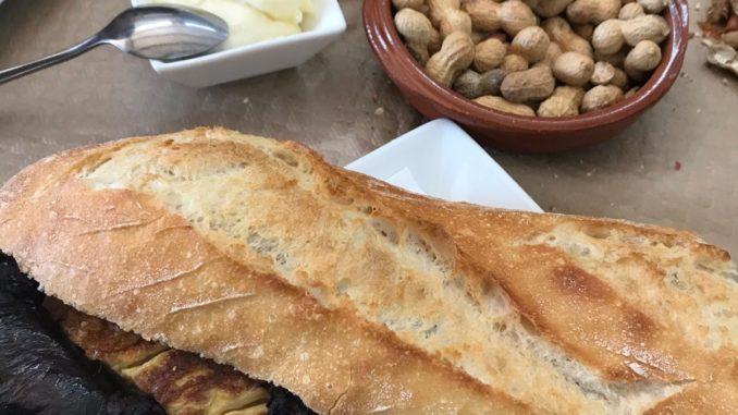 Esmorzaret, el almuerzo valenciano
