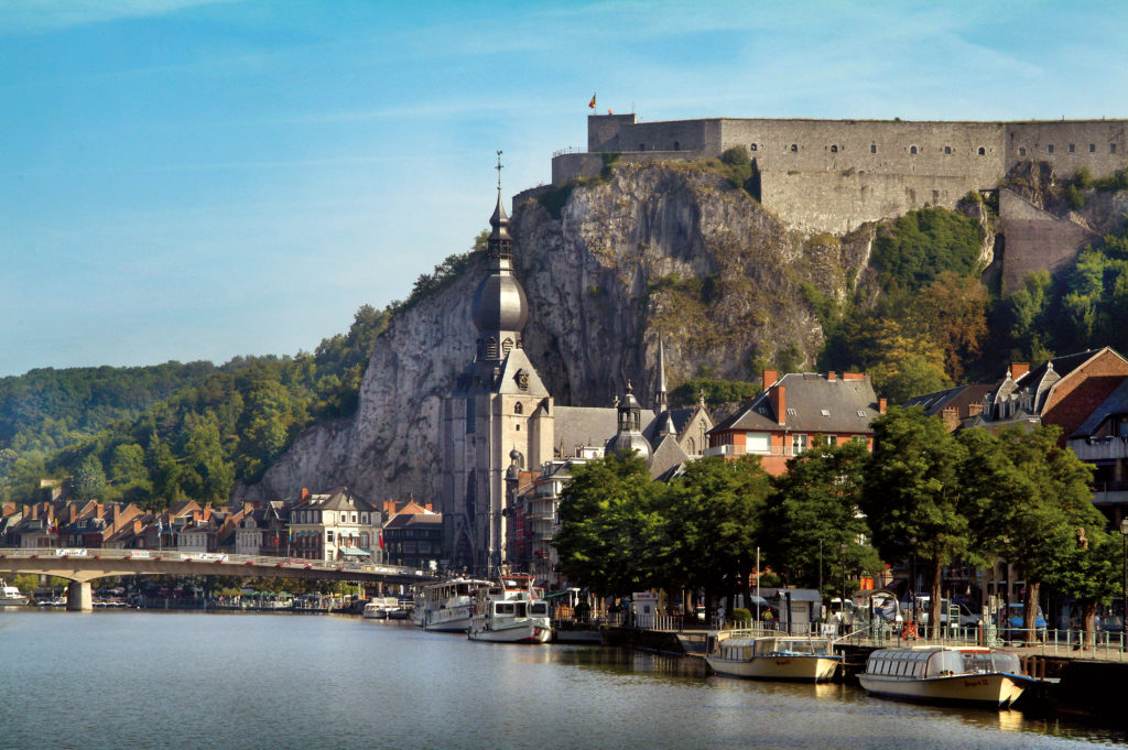 000001549 WBT J.L. Fl®mal Dinant the Meuse collegial and citadel