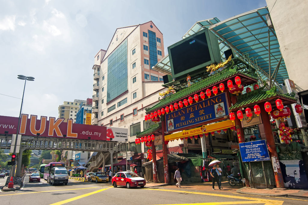 Malasia Viajes KL Chinatown