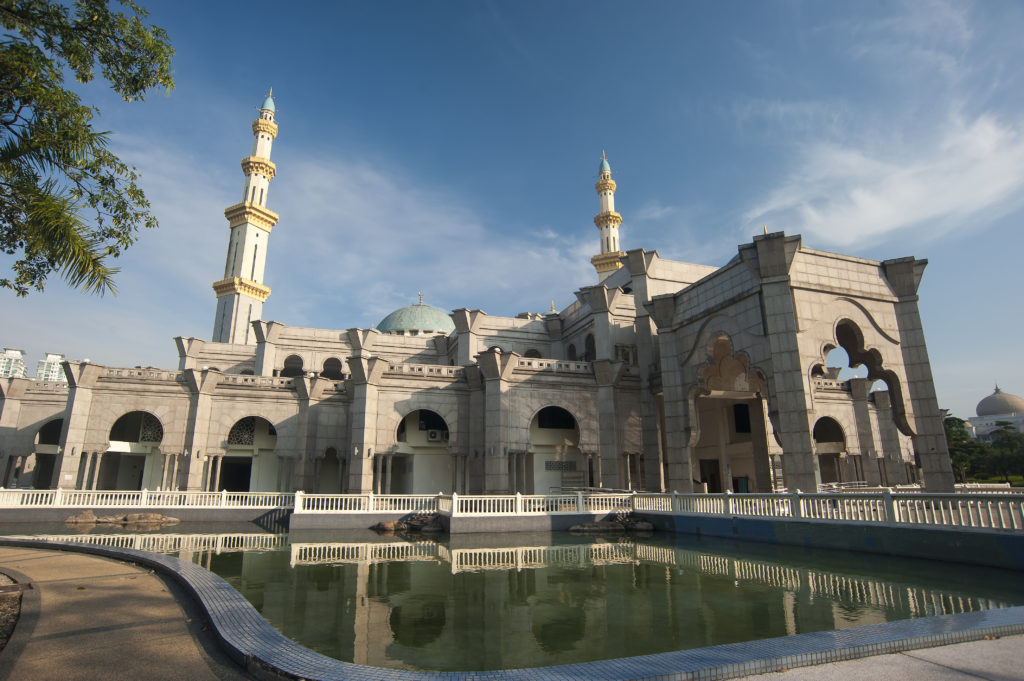 Malasia Viajes KL Masjid Wilayah