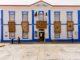 Ayuntamiento de Arraiolos y plaza Principal, Alentejo,