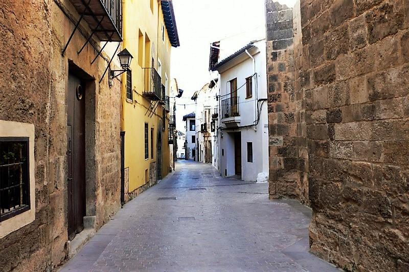 Calle de La Villa de Requena