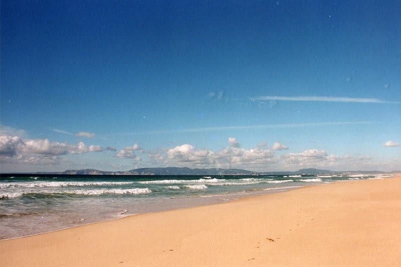 Playa de Comporta Alentejo Portugal