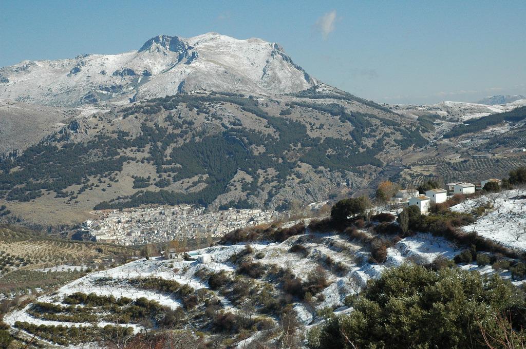 Sierra Mágina (Jaén, Andalucía)