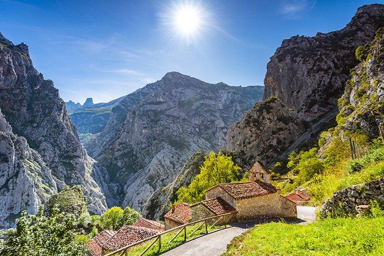 Camarmeña (Picos de Europa, Asturias)