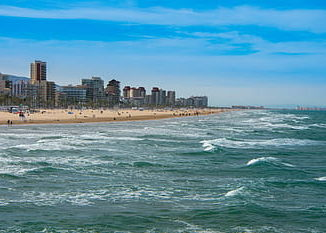 Playa de Gandia (Valencia)