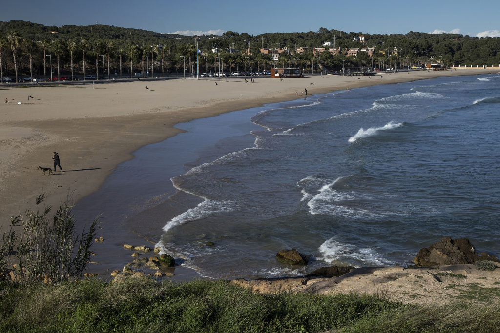 02 Playa de lArrabassada