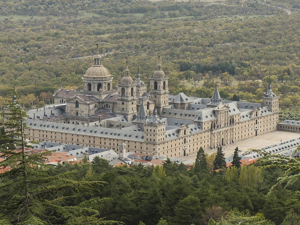 Monasterio del Escorial (Madrid)