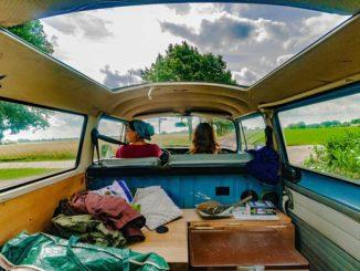 Viaje en vehículo
