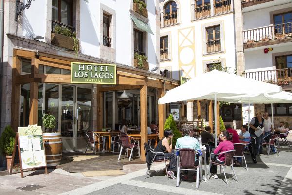 Restaurante Los Arcos (Cangas de Onís)